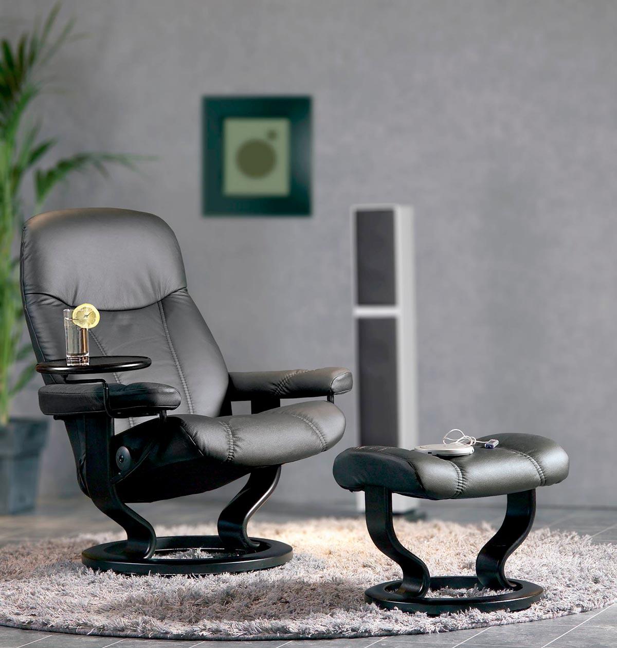 Najvažnija stvar je, ne samo da Vam se svidi fotelja, već da se u njoj osećate komforno.