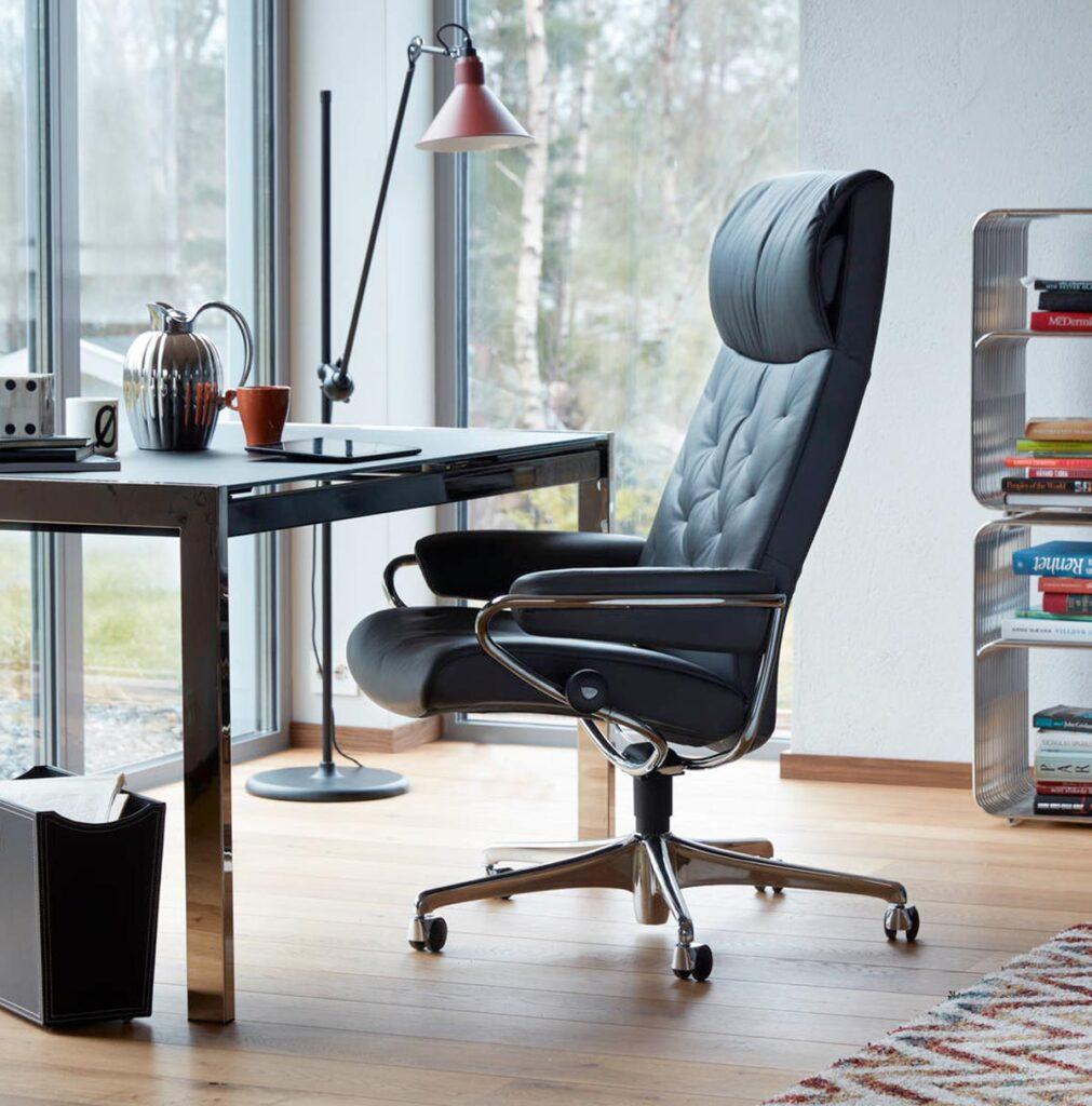 Radna stolica, saveznik za očuvanje vašeg zdravlja i leđa.