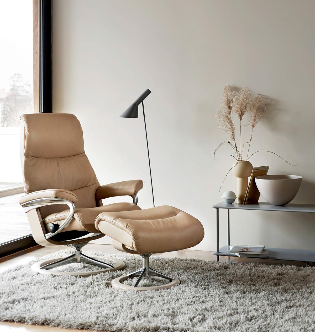 Najvažnija je da Vam se svidi fotelja i da se u njoj osećate komforno